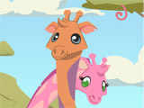 Animal Jam Become a Giraffe