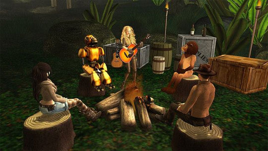Second Life Music Fest Auditions Open