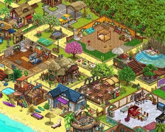 my sunny resort the game