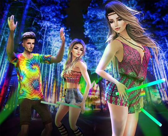 Party Time in IMVU