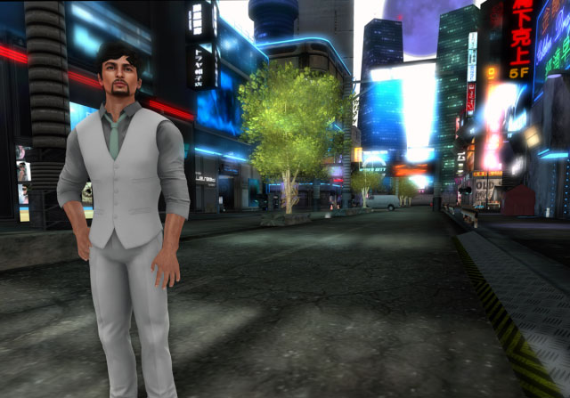 Second Life Fan Site Launched