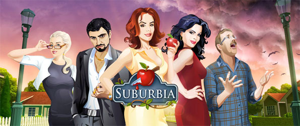 Suburbia - Enjoy a unique twist on a virtual house game as you explore the secrets of Libertine Heights and create your own perfect house.