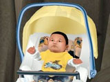 IMVU Baby Goes for a Ride