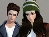 IMVU Young Lovers