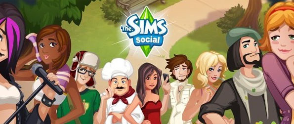 Sims Social - Fun of The Sims on Facebook!