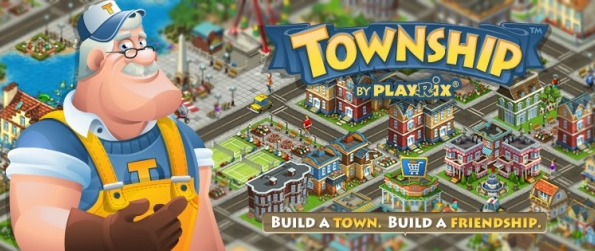 Township - Build Your Perfect Town!