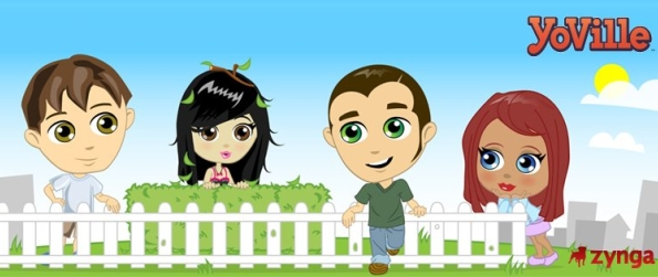YoVille - Hang Out With Friends In YoVille!