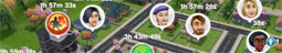Sims Freeplay game