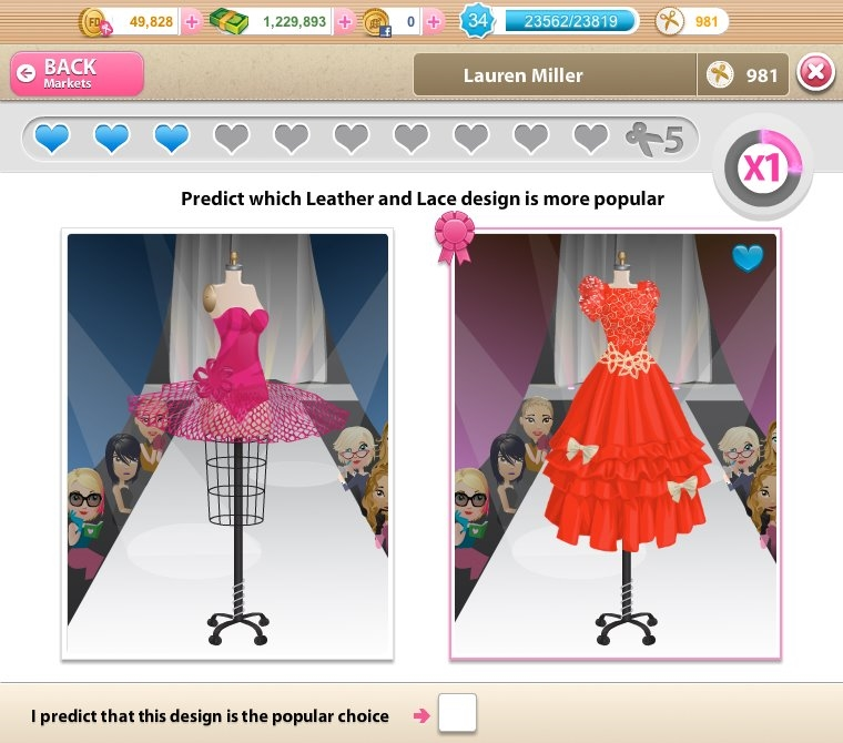 Fashion designer virtual worlds land for Create design online