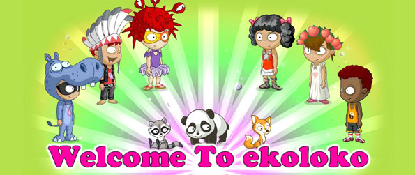 Ekoloko - Enjoy a free new children's virtual world where you are destined to save the planet.
