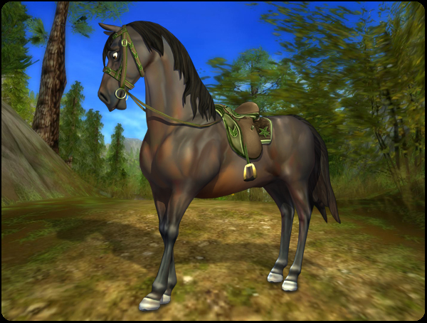 The Horses on Star Stable are amazing!: www.virtualworldsland.com/de/games/star_stable