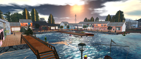 Inworldz - Enjoy this stunning virtual world where you can do whatever you want.