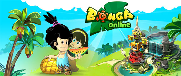 Bonga Online - Create paradise for your Bongies in this stunning free game.
