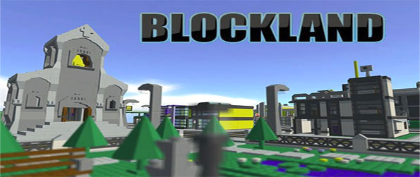 Blockland - Create your own world in a stunning virtual creation system.