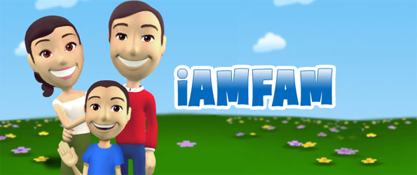 IAmFam - Look after your own family in a fun simulation game.