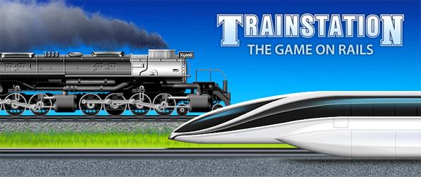 Train Station - Enjoy a fantastic train game, full of beautiful engines and the chance for large profits.