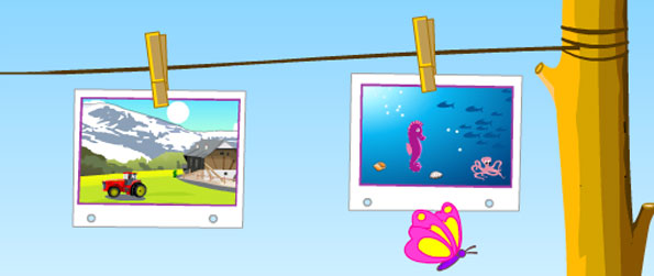 BrainNook - Enjoy a fun educational children's virtual world full of color and puzzles.