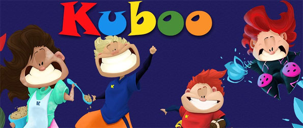 Kuboo - This kids virtual world is full of fun, and educational games.