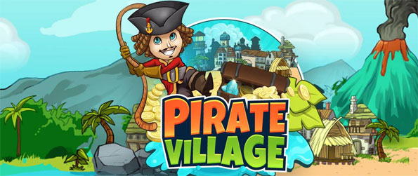 Pirate Village - Enjoy a pirate themed sim game and create your perfect island home.