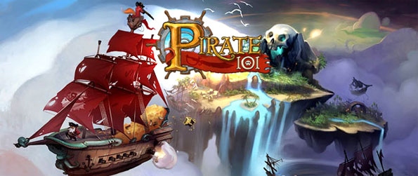 Pirate101 - Become a Pirate in a family fun adventure game full of great things to enjoy.