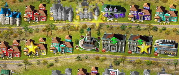 Build-a-lot World - Build your own town and watch the profits grow in a fun management sim game.