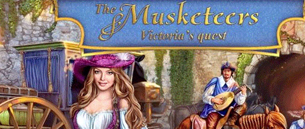 The Musketeers: Victoria's Quest - Help Victoria achieve her dream of becoming a Royal Musketeer in a brilliant new time management game.