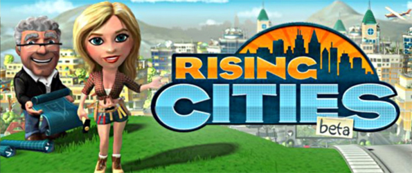 Rising Cities - Build your dream city in this free new game on your browser.