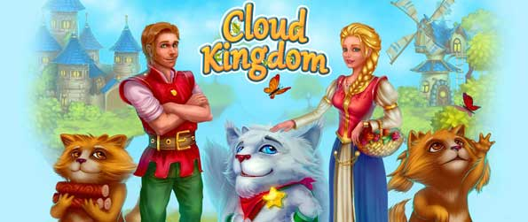 Cloud Kingdom  - Players begin their magical journey with the Prince and Princess waking up at a strange island where they are provided a Furry--adorable creatures that assist the Prince and Princess in their quest to rebuild the once thriving Kingdom of Lumeria.