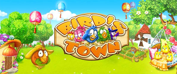 Birds Town - Enjoy this really addictive cross between farming and city building games.