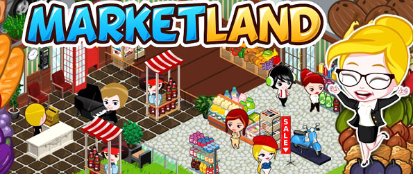Market Land - Build a grocery mart from ground up in this wonderful management game that plays as pretty as it looks.