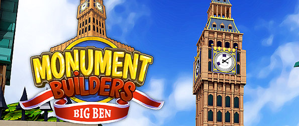Monument Builders: Big Ben - Enjoy the re-telling of the historic events of the 1850's as the clock tower is constructed in this wonderful time management game.