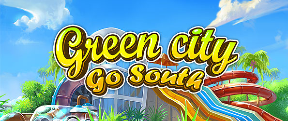 Green City Go South - Help restore the Eden Ville, a paradise island that was struck and devastated by a storm, to its former glory.
