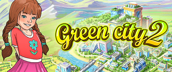 Green City 2 - Set your eyes over the town of Bigrock in this wonderful sequel of the eco-city building strategy game and help it recover from over-pollution.