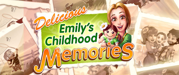 Delicious: Emily's Childhood Memories - Enjoy this blast to the past as you relive the memories of popular restaurant owner Emily.