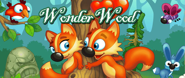 Wonder Wood - The magical woodland glade is a mess and all its wonderful creatures starts to disappear. These forest creatures need your help - command your gnomes to regain order in the woodlands.