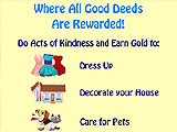 A Better Place Rewards of Good Deed