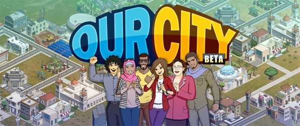 OurCity - Play as the mayor of OurCity and fulfill your task of building a thriving city!