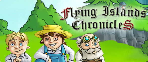 Flying Islands Chronicles - Play this fun and exciting time management game that'll deliver an experience unlike any other you've had before.