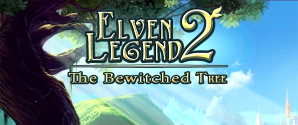 Elven Legend 2: The Bewitched Tree - Play this epic time management game that's sure to test your skills and deliver an enjoyable experience.