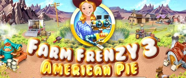 Farm Frenzy 3: American Pie - Do you have what it takes to save your granny's farm from foreclosure?